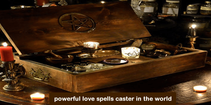 Approved Powerful Spell Caster In United States Of America.