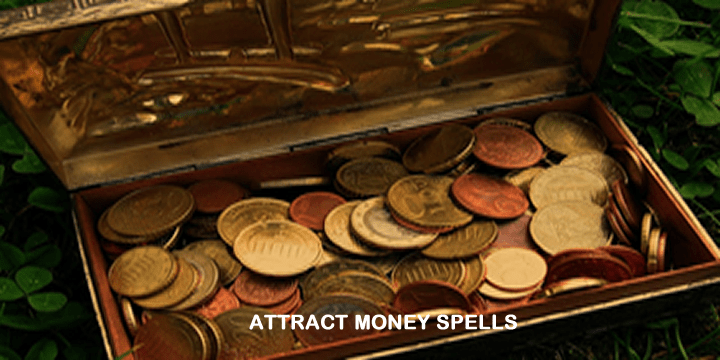 Attract Money Instantly.