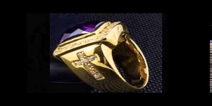 Australian magic powered ring to perform divine powers for pastors.